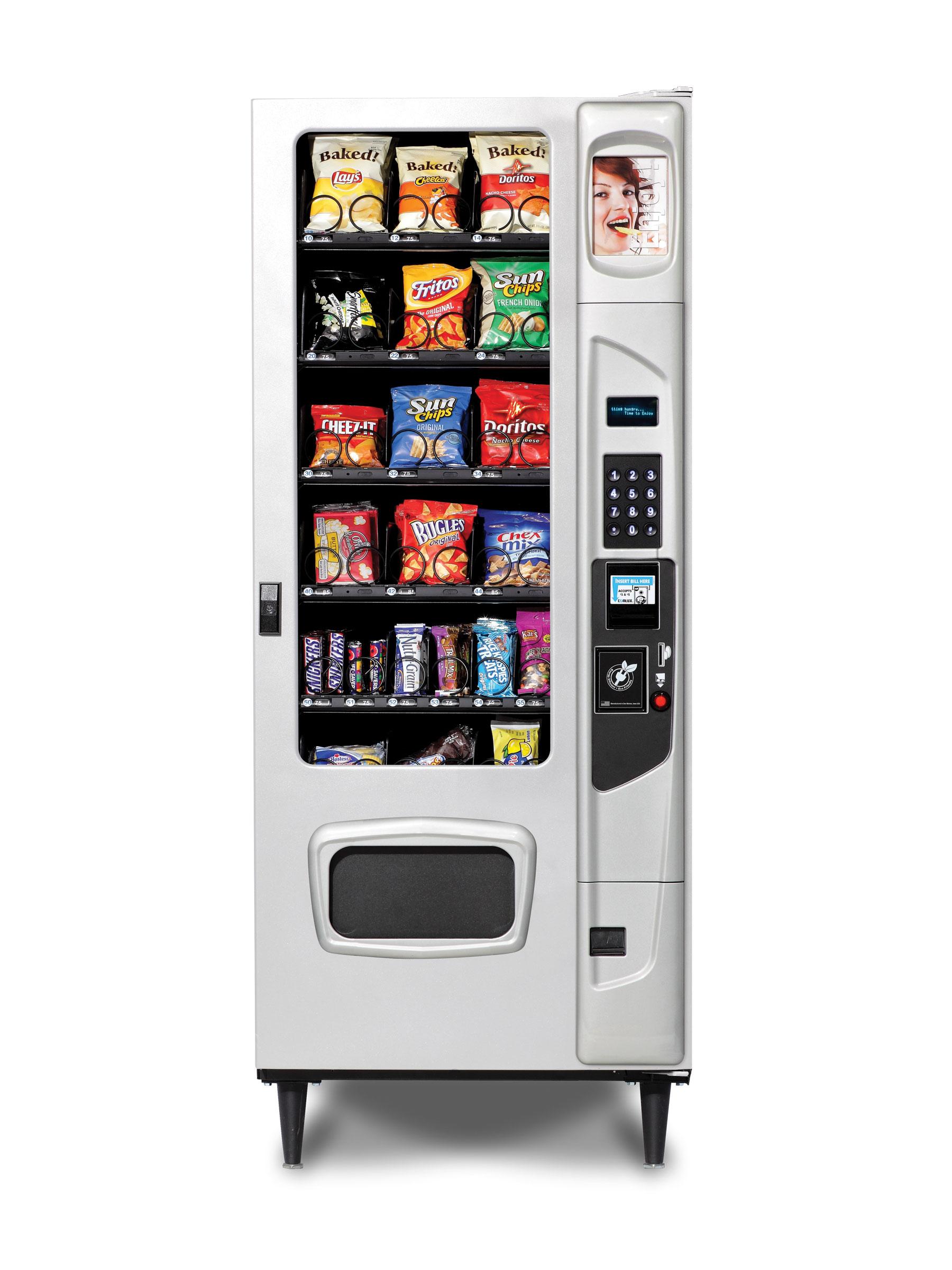 Usi Mercato 3000 3 Wide Southeastern Vending Services