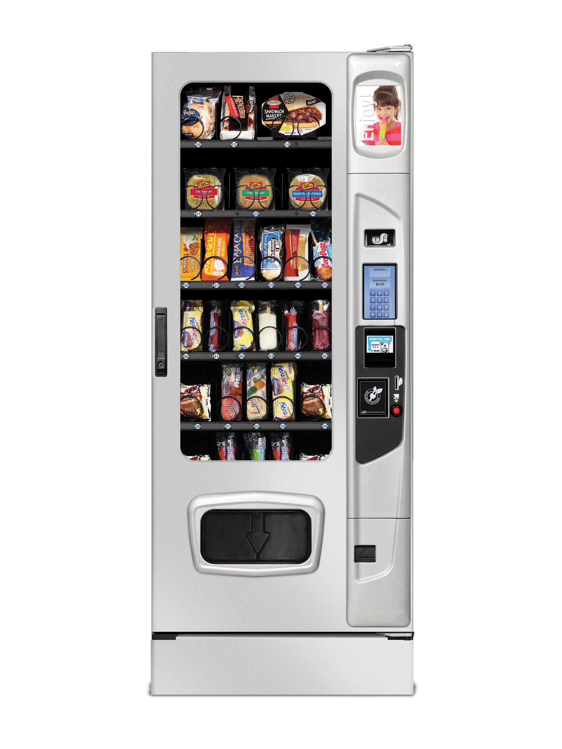 Usi Combi 3000 Southeastern Vending Services