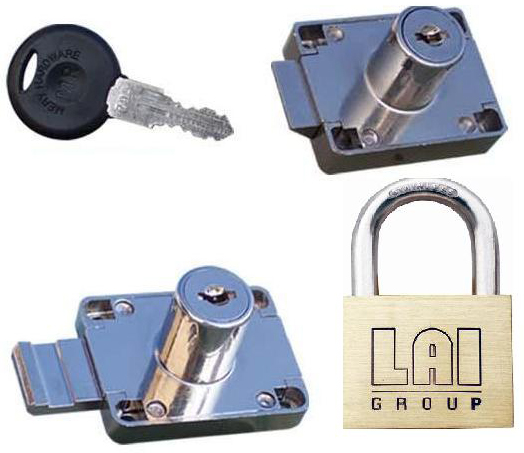 Padlocks/Puck Locks